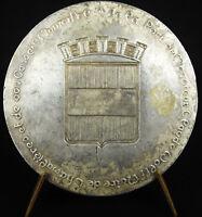 Médaille ville de Chamalière fontaine sc Jen Philippe Roch Medal