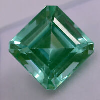 Certified 12.00 Ct Natural RARE MONTANA Green Sapphire Oval Unheated Gemstones