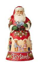 Jim Shore Toyland Santa #6006630 Brand New 2020 Free Ship