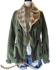 ⭐ HOLLISTER ⭐ Women's Sage Green Jacket - Large - (MRSP $89.50)