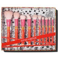 Sonia Kashuk Limited Edition 10-Piece Makeup Brush Set New