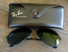 VTG Ray-Ban Sunglasses With Case Aviator Outdoorsman