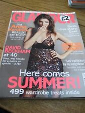 May Glamour Monthly Magazines in English