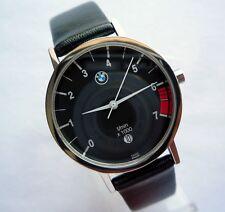 BMW M3 E30 E32 E34 E36 Classic Car Accessory Rev Counter Swiss Made Design Watch