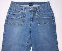 Vintage Jeanstar Womens Jeans Sz 10 Flip Pocket Light Wash Denim