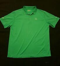Nike Dri Fit Golf Tour Performance Green Polo Shirt XL Mens