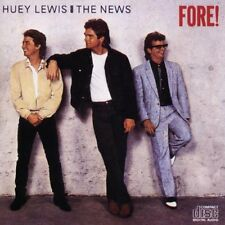 Huey Lewis, Huey Lewis and the News - Fore [New CD]