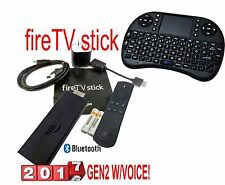 AMAZON FIRE TV STICK streaming MOVIES Keyboard / Trackpad & third party apps