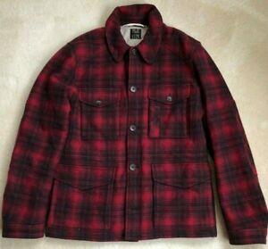 Paul Smith Red Tartan Jacket size M