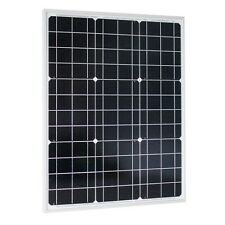 Solar Panel Phaesun Sun Plus 50W/12V, Mono, for RV's, boats & Off-Grid apps