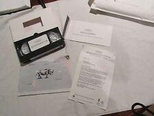 Automotive , Pathfinder , 1996 , Pathfinder on Safari , VHS ,  Advertising Promo