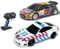 Nikko Rennauto Ready to Run Funkfernsteuerung Rennen Fahren Auto Porsche Citroen