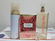 3pc Victoria's Secret 2014 Very Sexy Now Limited EDP & Body Mist & Lotion Set