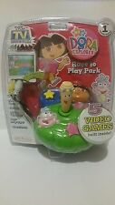 Brand New Sealed Dora The Explorer Plug And Play TV Games Original 1st Edition