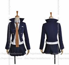 Dangan Ronpa Danganronpa Kyoko Kirigiri Cosplay Costume Custom Made
