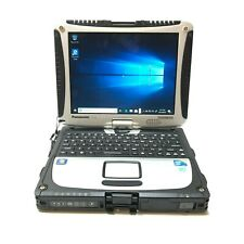 Panasonic Toughbook CF-19  Core i5 U540 1.2 GHz 6GB RAM 180GB SSD -Win 10 Pro
