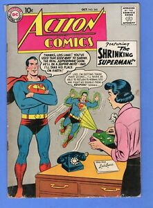 Golden Age Lot 10  Batman & Superman 10 Cent Comics