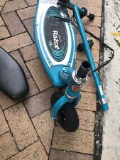 Razor E200S Seated Electric Scooter Lot Of Scratches From Shipping