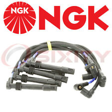 For 1997-2001 Audi A4 Spark Plug Wire Set NGK 48677NS 1998 1999 2000