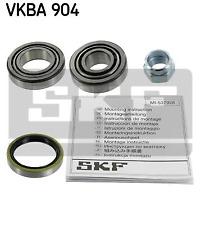 Radlagersatz Vorderachse beidseitig - SKF VKBA 904