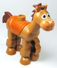 LEGO Toy Story - Duplo, Animal: Duplo Horse 'Bullseye' - Medium Dark Flesh