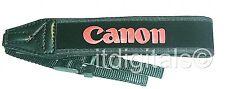 per Canon Grandangolo tracolla fotocamera SLR DSLR EOS digitale rosso XT