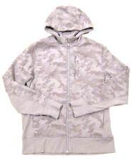 VERY RARE Lululemon Core Hoodie Sweatshirt Savasana Camo Gray Camouflage sz S