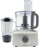 Kenwood FDP646SI MultiPro Home Food Processor - Silver - RRP $249.00