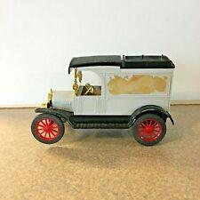 Vintage 1913 Model T Van Bank By ERTL Co.