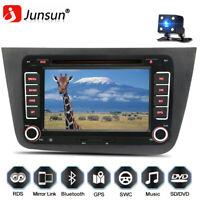 7'' Auto Estéreo Radio Para Seat Altea 2004-2015 DVD CD GPS Bluetooth Cámara RDS