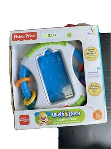 Fisher- Price Laugh&Learn Apptivity Case for iphone & itouch devices NEW in box