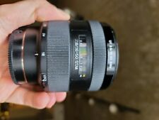 SAL1650 - Sony DT 16–50 mm F2.8 SSM - A-mount APS-C (35mm equivalent: 24-75mm)