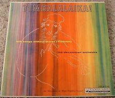 """Album By Emil Decameron, """"Tumbalalaika"""" on Vanguard"""