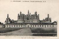 CPA 41 CHAMBORD  le chateau  facade meridionale