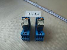 2 Pezzi Finder 94.84.3 Zoccolo relè incl. relè Finder 55.32 10A 250V