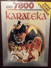Karateka - Atari 7800 - CX7822 - PAL - SIGILLATO