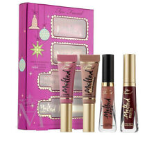 Too Faced | Under The Kissletoe | The Ultimate Liquified Lipstick Set (4 Pcs)