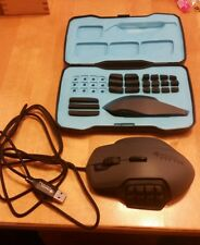 ROCCAT Nyth Modular MMO Gaming Mouse, 12000 DPI,BLK- ROC-11-900-AM
