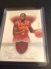 Dion Waiters Cavaliers 2013-2014 National Treasures Material #38  1/99