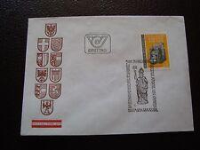 AUTRICHE - enveloppe 1er jour 6/5/1976 (B4) austria