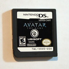James Cameron's Avatar - The Game (Nintendo DS) GAME CARTRIDGE ONLY - Tested