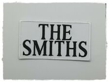 The Smiths Patch Sew Iron on Embroidered Free Shipping Band Rock Music Jacket