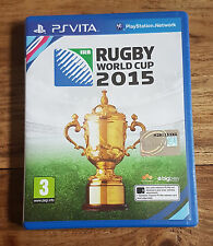 RUGBY WORLD CUP 2015 Jeu Sony Playstation PS VITA Neuf Sous Blister VF
