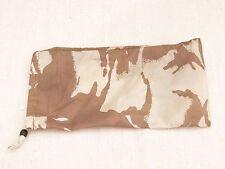 NEW British Army-Issue Desert-DPM Shelter Sheet / Basha Stuff Sack.