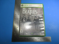 XBOX 360 The Beatles Rockband Rated T Back In The USSR Hard Day's Night & More