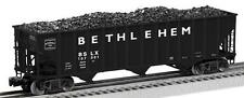 LIONEL 6-29786 BETHLEHEM STEEL DIE-CAST OPEN COAL HOPPER 3-BAY TOY TRAIN O SCALE