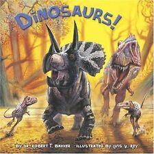 DINOSAURS (Brand New Paperback) Robert T. Bakker