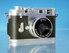 Minox DCC 3,0 Leica M3 Miniaturkamera - 31780