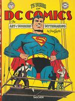 75 JAHRE/YEARS OF DC COMICS deutsch HC 720 S BATMAN,SUPERMAN,FLASH,GREEN LANTERN
