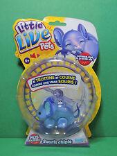 Little Live Pets Souris chipie Astrella / Staria Mouse Figurine interactive